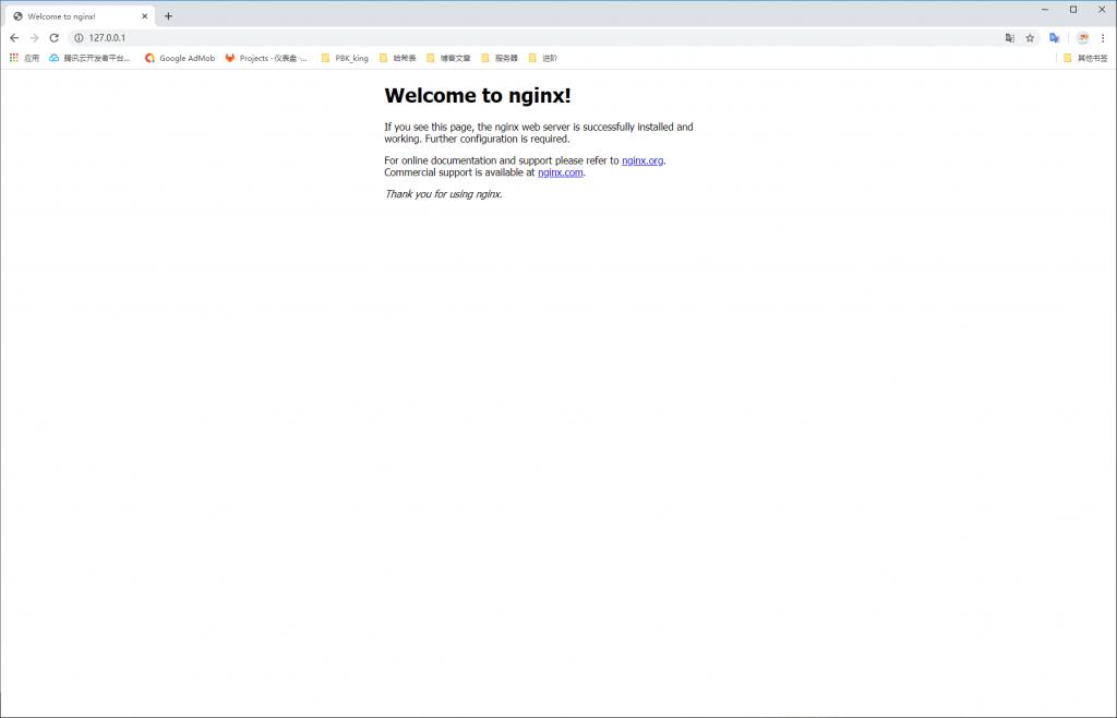 Windows 10 后端环境 wnmp 搭建之 nginx,mysql,php 安装-天真的小窝